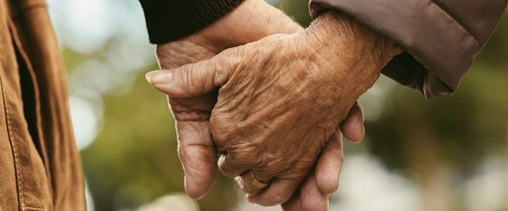 Partnership in old age – this is how relationships stay strong