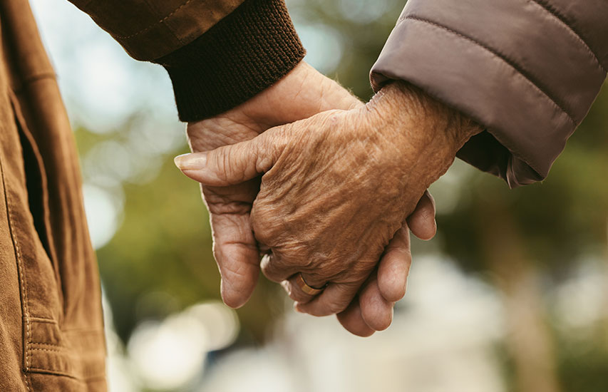 Partnership in old age